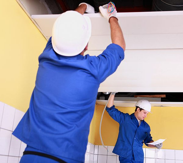 Service av elektrisk anlegg næringsbygg
