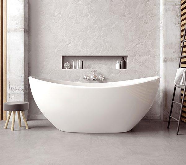Illustrasjon badekar