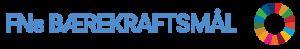 FNs Bærekraftmål logo