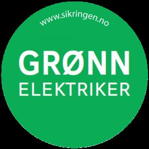 Grønn elektriker