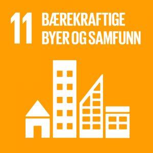 Mål nr 11 - Bærekraftige byer og samfunn