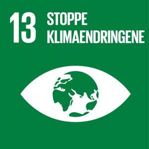 Mål nr 13 - Stoppe klimaendringene