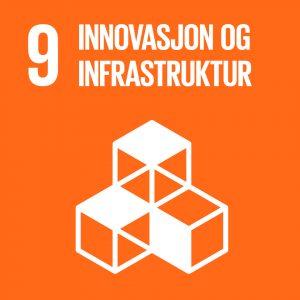 Mål nr 9 - innovasjon og infrastruktur