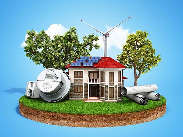 Løsninger som sparer strøm