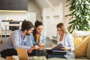 Kjøp og salg av bolig